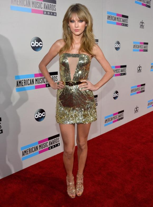Taylor Swift de Julien Macdonald